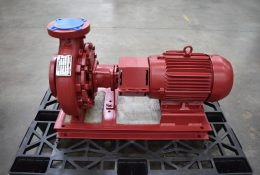 10 HP ARMSTRONG CENTRIFUGAL PUMP SURPLUS GROUP