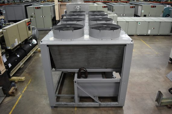 110 Ton Carrier Air-Cooled Chiller Surplus Group