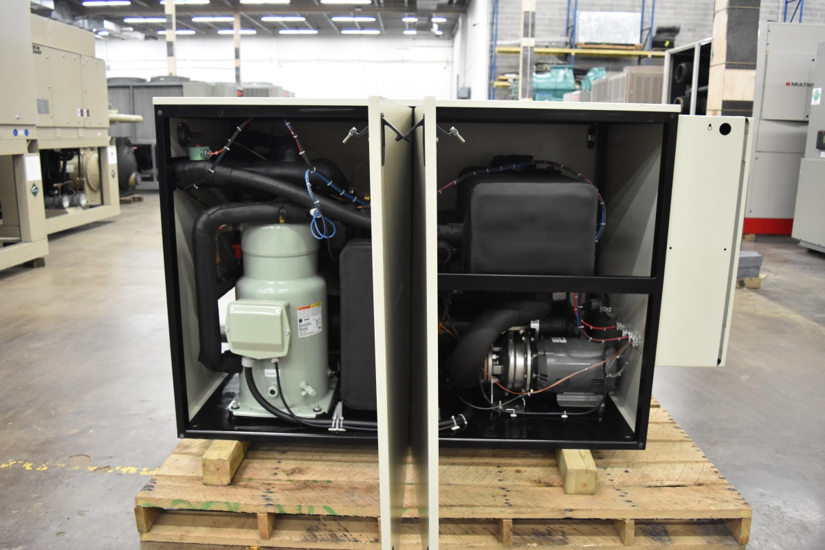 15 Ton Thermal Care Water-Cooled Chiller Surplus Group