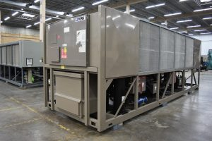 177 Ton York Air-Cooled Chiller Surplus Group