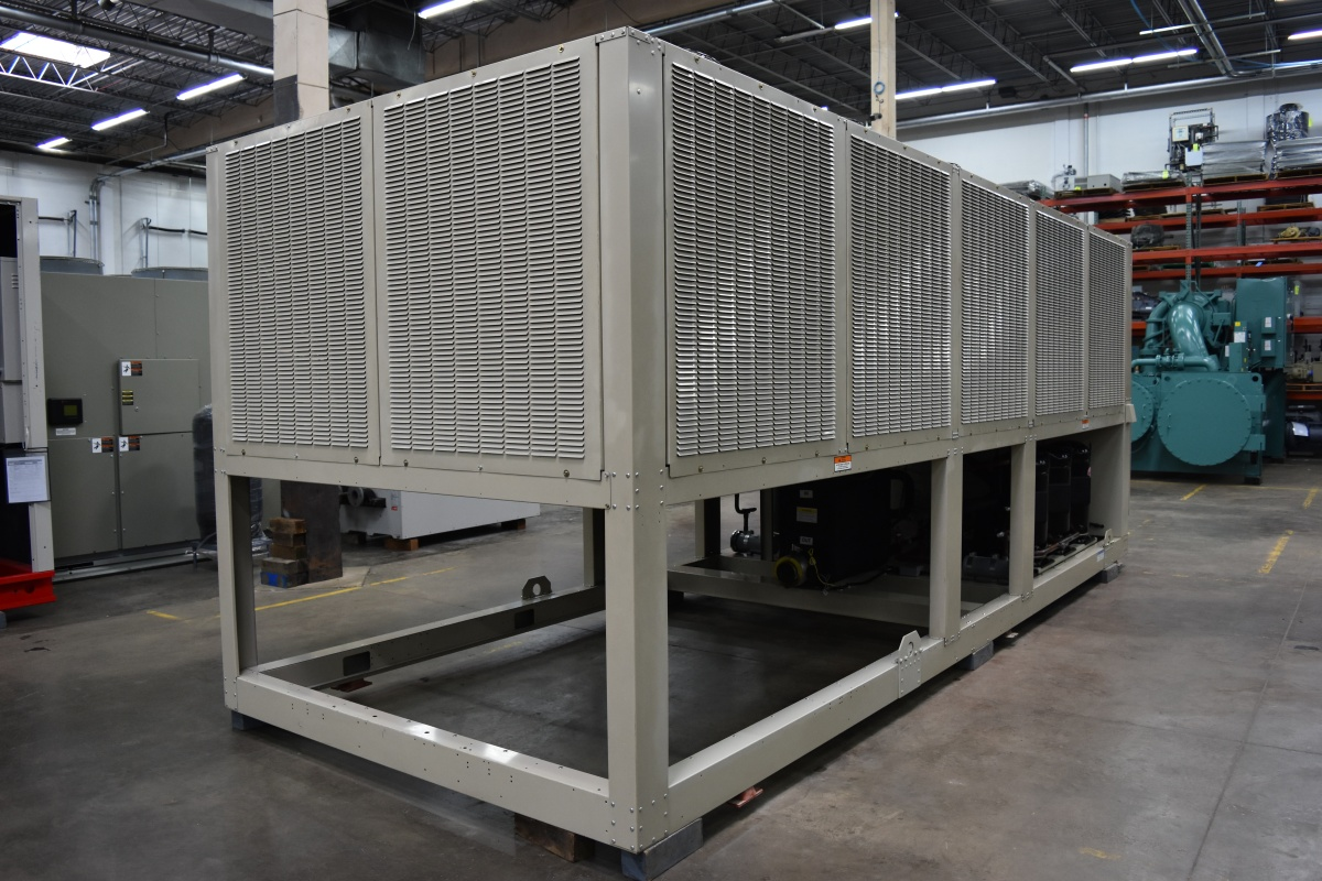 180 Ton Air-Cooled Chiller - Surplus Group