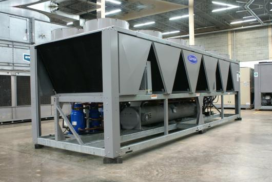 Used Carrier Air-Cooled Chiller for Sale - Surplus Group