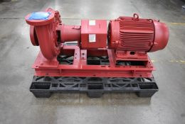 20 HP Bell & Gossett Centrifugal Pump Surplus Group