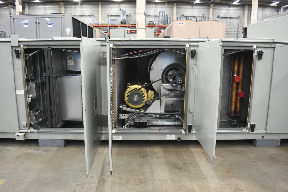 New Surplus 20 Ton Trane Packaged Rooftop Unit Air Conditioner Surplus Group