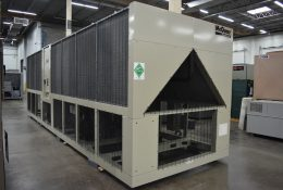 250 Ton Air-Cooled McQuay Chiller Surplus Group