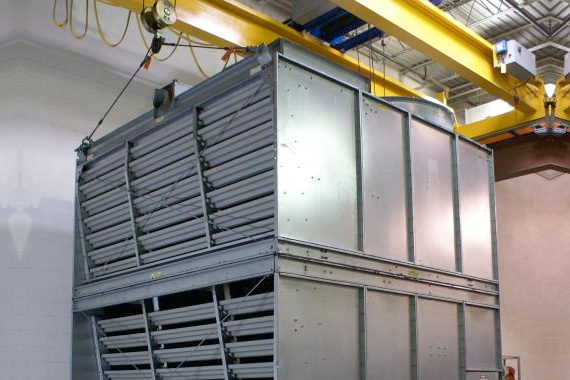 New Surplus BAC 680 Ton Cooling Tower