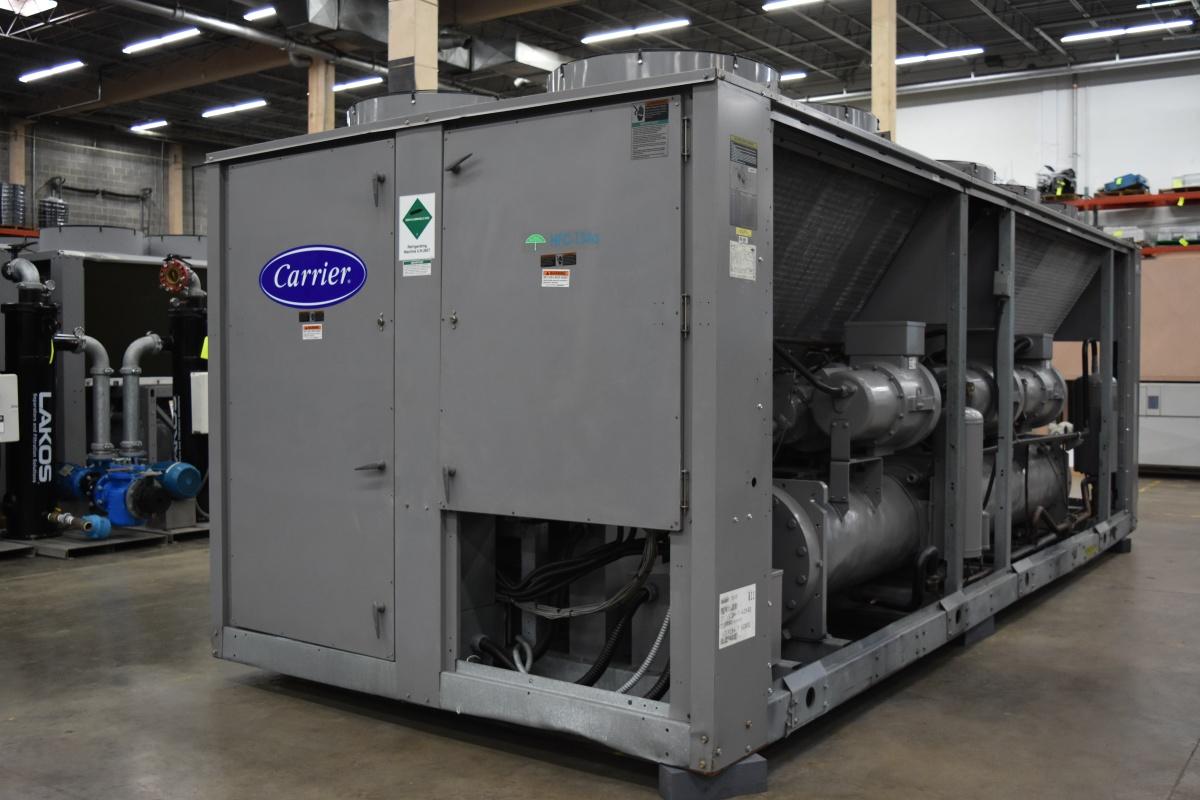 200 Ton Air-Cool Carrier Surplus Group