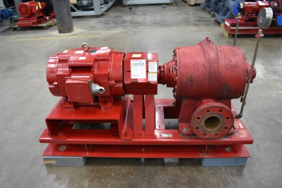 30 Hp Bell & Gossett Centrifugal Pump - Surplus Group